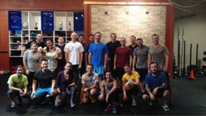 Crossfit silicon valley group