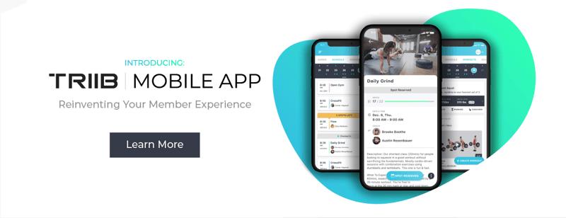 Triib Mobile App For Member Engagement