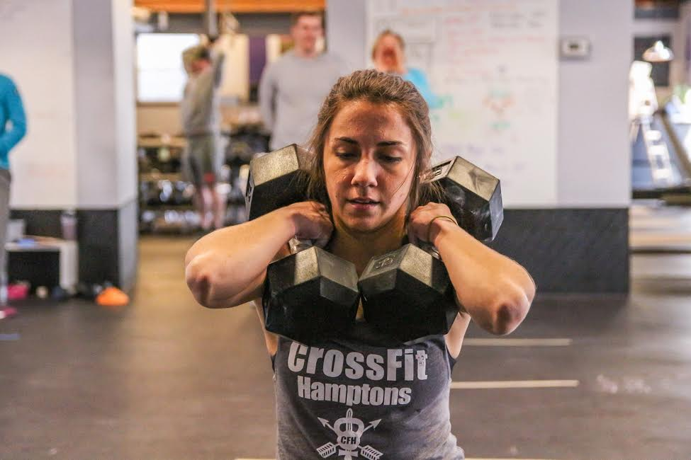 CrossFit-Hamptons-Newbie-Dumbbells