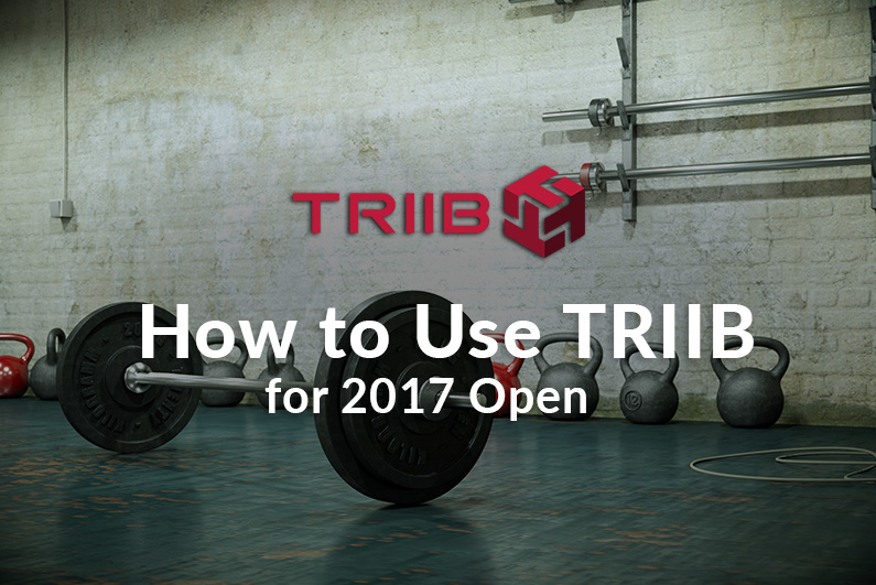 How-to-Use-TRIIB-for-2017-Open