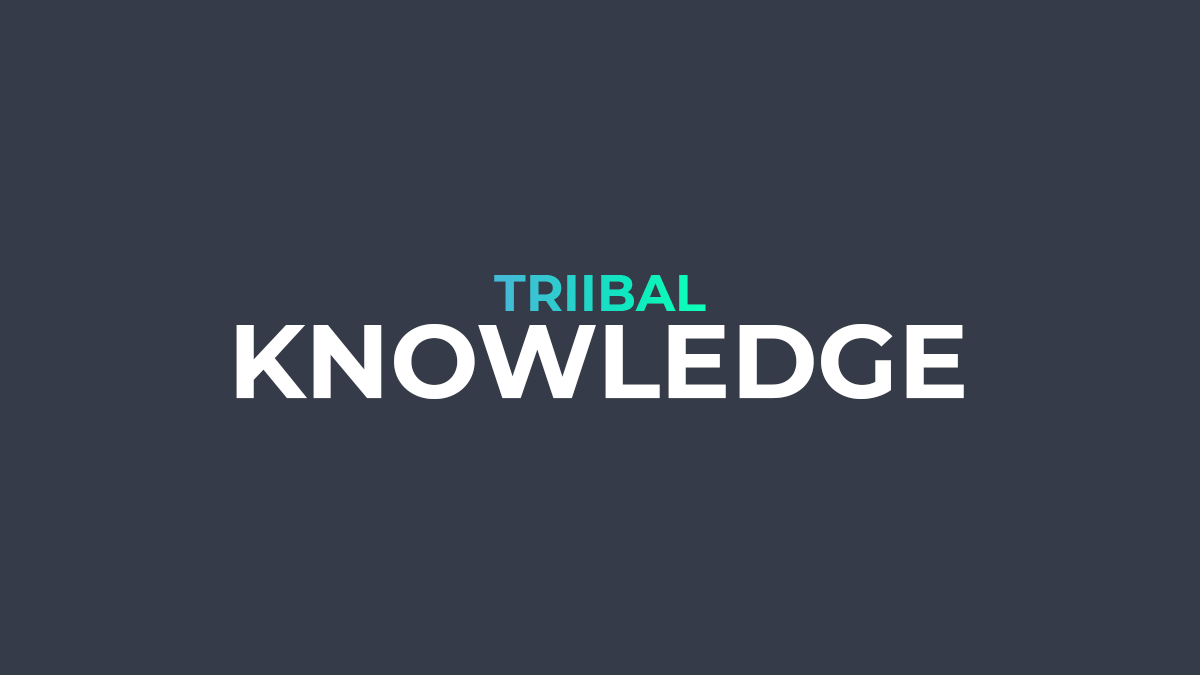 Tribal Knowledge Navy-1