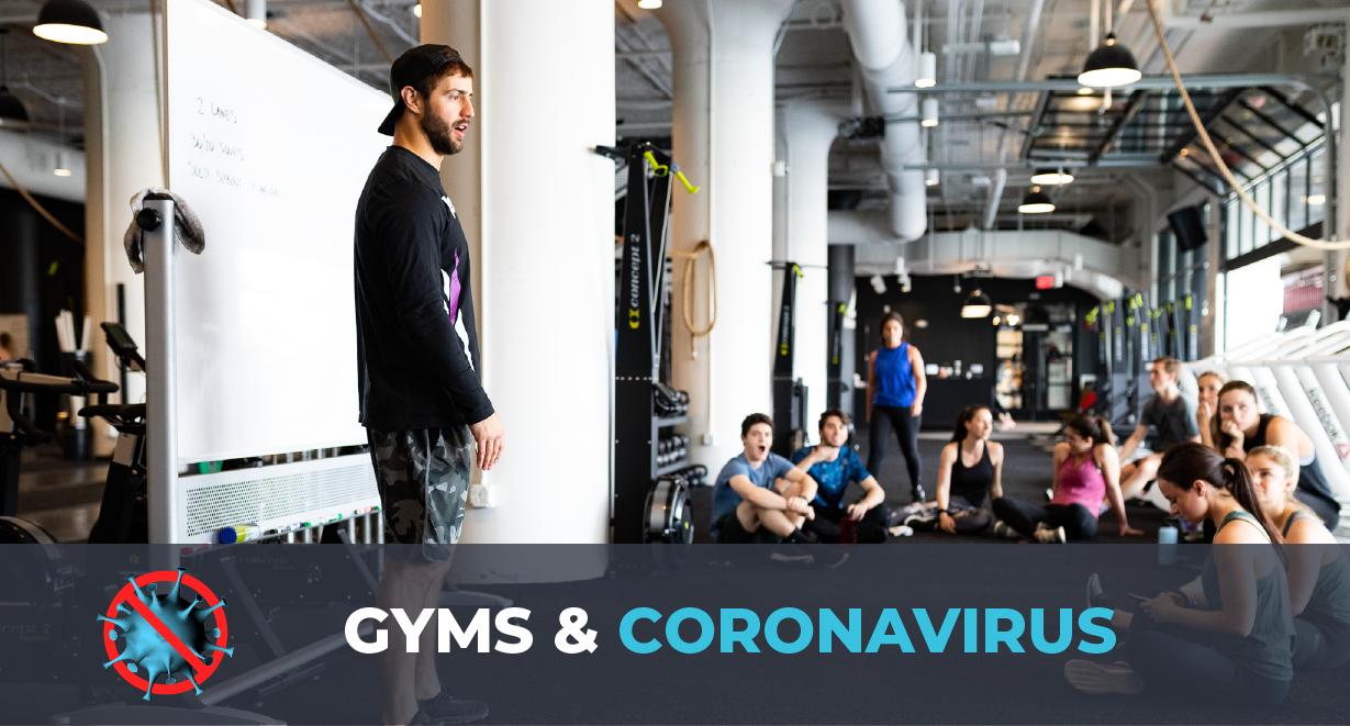 Gyms & Coronavirus MegaBlog: How Can Gyms & Studios Prepare